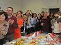 Volebná centrála kandidátky na primátorku Prešova Andrey Turčanovej