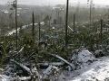 Príroda ukazuje svoju silu: V niektorých okresoch hrozia povodne, Tatry sú spustošené!