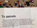 V obľúbenej stavebnici sa našiel list z roku 1974: Lego píše rodičom