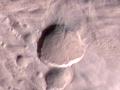 Záhadné krátery na Marse možno súvisia s jadrovým výbuchom