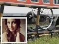 Patrícia neprežila zrážku s vlakom