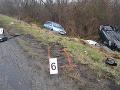 Pri dopravnej nehode medzi obcami Pavlovce nad Uhom a Palín v okrese Michalovce zomrel 55-ročný chodec.