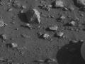 Prvá fotografia z Marsu zobrazuje kamene v okolí Vikinga 1 (20.7.1976