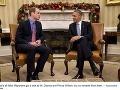 Princ William sa stretol s Barackom Obamom, s manželkou neskôr fandil na basketbale