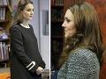 Princezná Kate sa zaguľacuje: Pozrite, čo s ňou robí tehotenstvo!