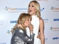 Herečka Kate Hudson je dcérou Goldie Hawn.