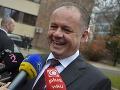 Dojímavé gesto prezidenta: Andrej Kiska spravil šťastné Vianoce desiatim rodinám!