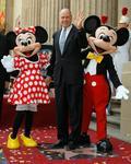 Michael Eisner sa môže pýšiť svojou hviezdou na Chodníku slávy