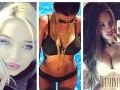 Krásky z instagramu, ktoré obdivuje celý svet: Z fotiek týchto dokonalých žien sa vám zatají dych!