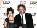 Helena Bonham Carter tvorila v minulosti pár s Timom Burtonom.