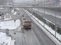Pozor na poľadovicu, Bratislava hlási vážnejšie zranenia desiatok ľudí