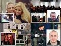 Najväčšie krimi prípady 2014: Smrteľné nehody, surové vraždy a tvrdé tresty!