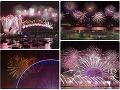 FOTOREPORTÁŽ Novoročné oslavy vo svetových metropolách: Divadlo ako z iného sveta!