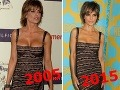 Seriálová mrcha sa narvala do starých šiat: 10 rokov, minimálny rozdiel!