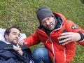 Po 7 rokoch KONIEC v Paneláku: Zvrátená foto Andyho Krausa s mŕtvym Kobielskym!