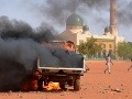 V Nigeri protestujú proti