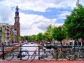 Obrovské ekoplány v Holandsku: Chcú dostať 200 tisíc ľudí z áut na bicykle