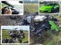 VIDEO Čech (36) roztrieskal Lamborghini v 307 km/hod: Teraz sa trasie, trest ako pre Rezešovú?!