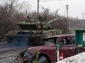 FOTO Prudké boje v Donecku, traja mŕtvi civilisti: Ukrajina začala ďalšiu mobilizáciu!