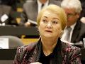 Správa o rovnosti mužov a žien schválená: Žiaľ, moje návrhy neboli prijaté, tvrdí Záborská