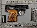 Muž za zastrelil touto zbraňou