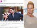 Jennie Garth vraj randí s hercom Davidom Abramsom.