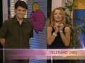 Martina Šimkovičová moderovala Teleráno aj s Norom Meszárošom.