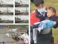 VIDEO Pád lietadla na Taiwane zázračne prežil chlapec (2): Šťastná náhoda tesne pred odletom!