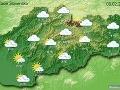 Aktuálne teploty na Slovensku