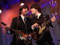 Skupina Blackwards zahrala známe pesničky od The Beatles.