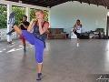 Za tréningy so Zuzanou Mello Marošovou si klienti zaplatia 150 eur mesačne.