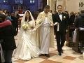 FOTO Romantická svadba na sv. Valentína: Oženil sa Kamil Krnáč zo SKOKu