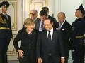 Merkelová a Hollande žiadajú vstup OBSE do Debaľceva: Podľa dohody z Minska patrí Ukrajine!