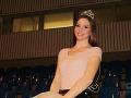 Miss Slovensko 2014 Laura Longauerová prišla podporiť prominentný tím Oklamčák Show Sport Team a pokrstiť novú hymnu Československého leva.