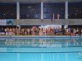 Oklamčák Show Sport Team si zmeral sily s profesionálmi z bratislavskej Slávie.