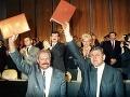 Gašparovič prehovoril o konci Československa: Táto vec rozpad štátu v 1992 neurýchlila