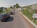 Zjazd z dialnice D2 - Lamač