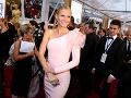 Gwyneth Paltrow rozdávala úsmevy na všetky strany.