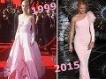 Gwyneth Paltrow stavila na farbu, ktorá jej mimoriadne pristane. Zažiarila v nej aj v roku 1999.
