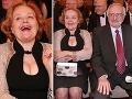 Lasicova manželka prevetrala prsia: Pani Vášáryová, vy sa nezdáte!