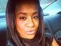 Dcéru Whitney Houston prebrali z kómy: Jej stav sa okamžite skomplikoval!
