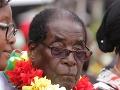 WHO po kritike odvolalo Mugabeho z pozície vyslanca dobrej vôle: Bol ním menej ako týždeň