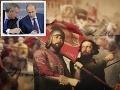 Putinov vicepremiér šíri obludné VIDEO: Bojte sa, som ruský okupant a krvilačná beštia!