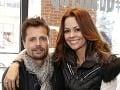 Brooke Burke a David Charvet vyznávajú zdravý životný štýl.