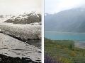 FOTO Takto sa zmenila Aljaška za sto rokov: Pozrite sa, ako sa pod ľadovce podpísala klíma