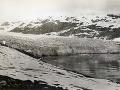 Fotografia vznikla dňa 10. júna 1899, hrúbka ľadu je približne 60 metrov