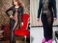 Nájdite rozdiel: Žena je nespokojná so šatami z internetu, dôvod musí vidieť aj slepý!