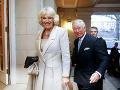 Prince Charles a Camilla na návšteve vo Washingtone