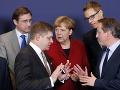 Robert Fico sa zúčastnil dvojdňového summitu v Bruseli