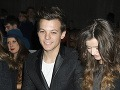 Louis Tomlinson a Eleanor Calder